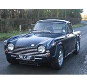 You Are Here Classic Cars Sold Triumph 1968 Tr5 Pi