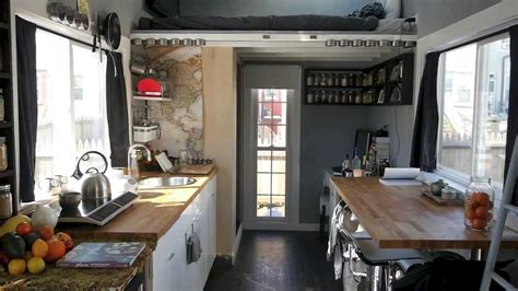 Kitchen Cabinets Austin by A Dwell Magazine Tiny House In The City Boneyard Studios