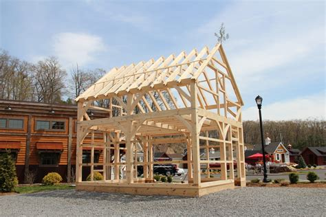 Garages Design timber frame photos the barn yard amp great country garages