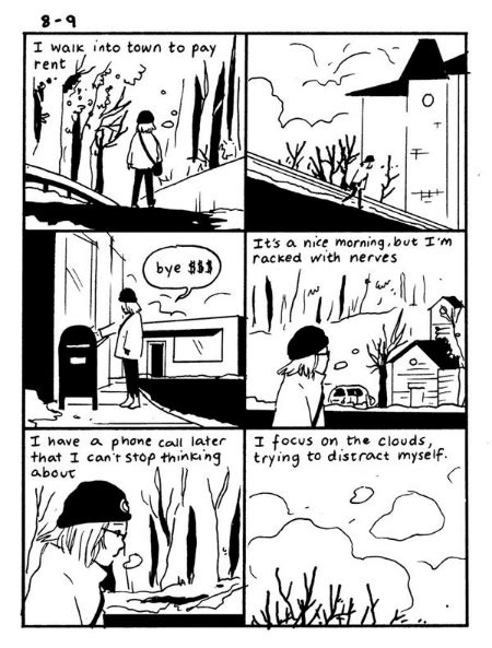 walden comic book a in the day of tillie walden the collected hourly