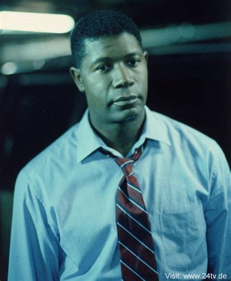 dennis haysbert character 24 first of all i never think of my charac by dennis