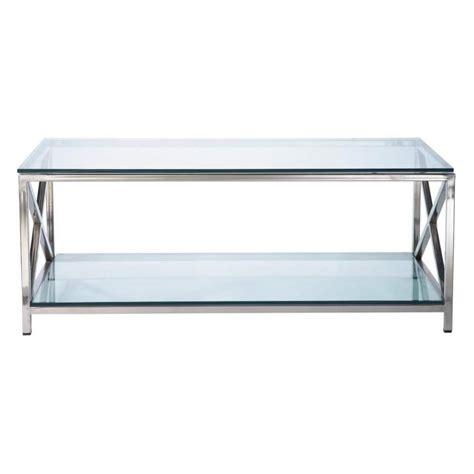 Beau Tables Basses De Salon En Verre #3: Table-basse-en-verre-et-metal-l-110-cm-helsinki-1000-7-6-110337_1.jpg