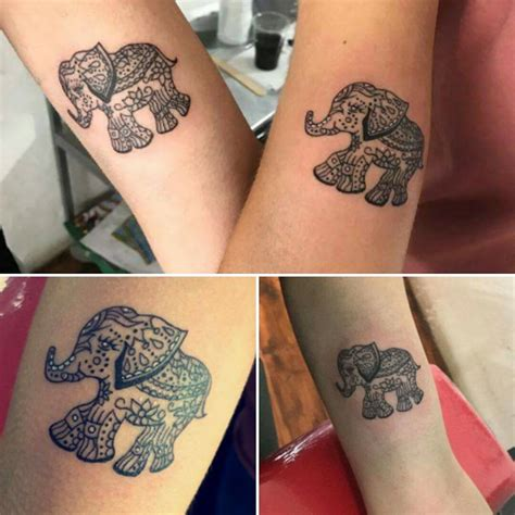 small sibling tattoos 59 cool sibling ideas to express your sibling