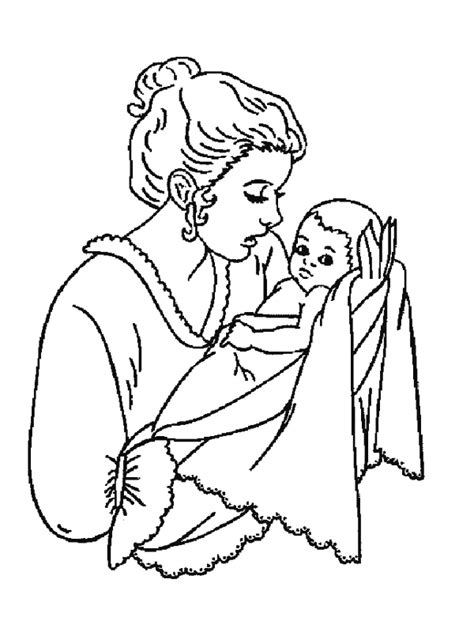 Birth Of Coloring Pages Birth Coloring Pages