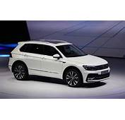 2018 VW Tiguan SUV Aims For US With Third Row Higher MPG