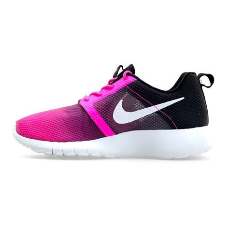 Nike Kid White nike nike roshe one flight weight gs trainers pink