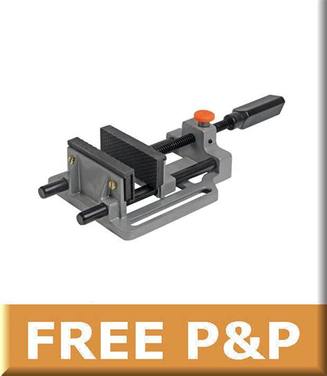 quick release bench vice quick release 100mm drill press vice cl bench mill ebay
