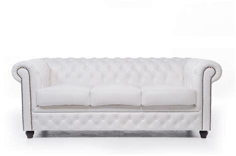 chesterfield sofa white white chesterfield sofa 12 year warranty