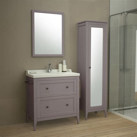 agréable Leroy Merlin Colonne Salle De Bain #5: meuble-de-salle-de-bains-de-80-a-99-brun-marron-ashley.jpg