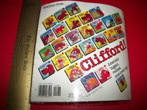 bobblehead books clifford big scholastic book bobble