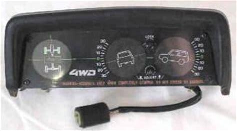 Toyota 4runner Inclinometer Toyota 4runner Clinometer