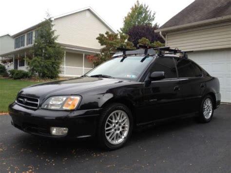 subaru legacy starter buy used 2001 subaru legacy gt limited sedan 2 5l yakima