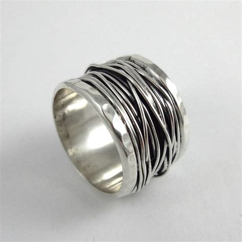 Handcrafted Metal - 17 best ideas about silver jewellery on etsy