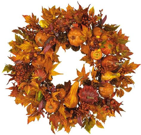 autumn wreaths best autumn wreaths for capturing the season s color infobarrel