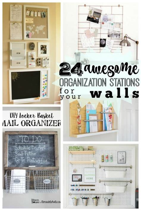 kitchen wall organization ideas best 25 wall organization ideas on family
