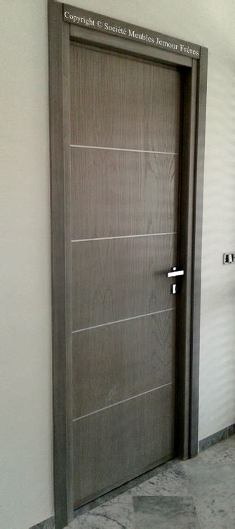 portes d int 233 rieur pleines pour appartement en bois massif