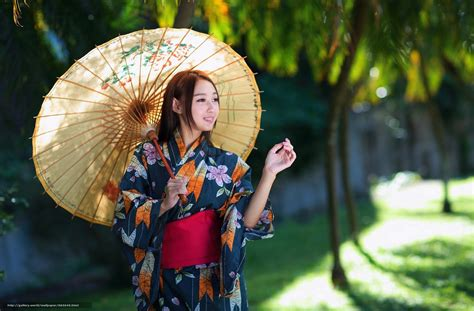 wallpaper hd umbrella girl download wallpaper asian style umbrella girl free