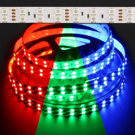 color changing rgb 5050 row 144w led light
