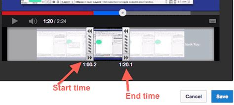 embedded linux tutorial youtube how embed youtube video slice specific start and end time