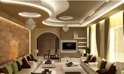 deckengestaltung ideen 40 gypsum board false ceiling designs with led