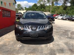 Nissan Of Odessa 2009 Nissan Murano Awd S 4dr Suv In Odessa Mo Jeremiah S