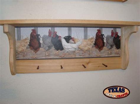 Poultry Shelf by Key Rack