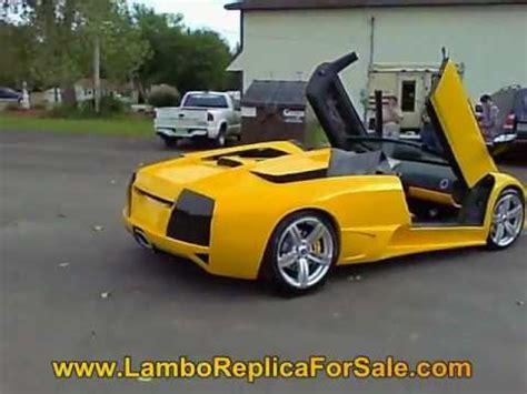 Lamborghini Murcielago LP640 Replica 350 V 8 Kit Car