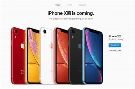 kos menggantikan kerosakan panel kaca iphone xr