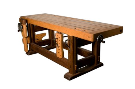 Made Woodworking Bench By Gerspach Handcrafted