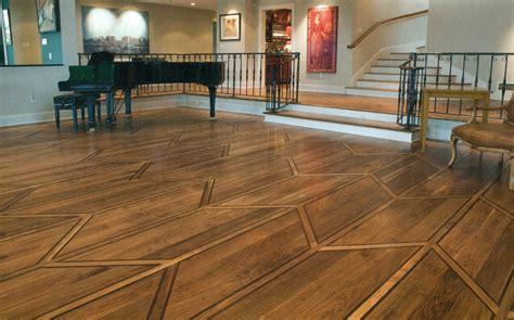 custom wood floors floor furniture from combo wood and