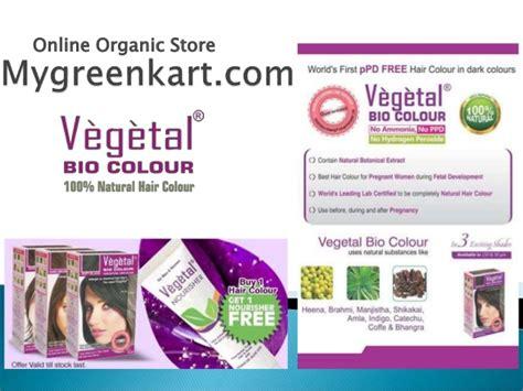 Shoo Bio Hair vegetal bio hair colour