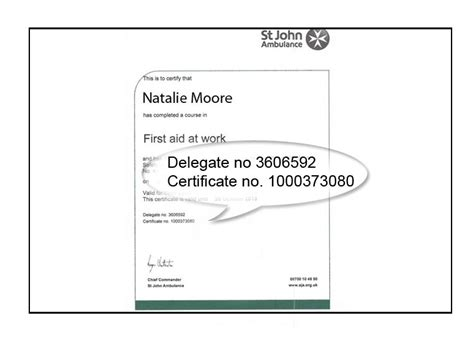 National Safety Council Cpr Card Template by Aid Certificate Template National Safety Council