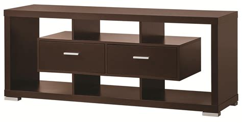 Table Tv Stand by Coaster 700112 Brown Wood Tv Stand A Sofa