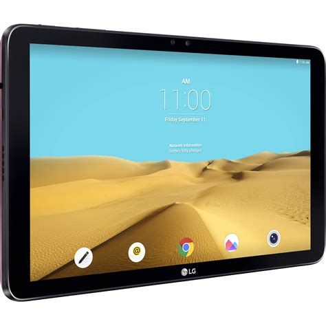Tablet Lg lg 10 1 quot g pad ii 16gb tablet lgv940n ausabb b h photo