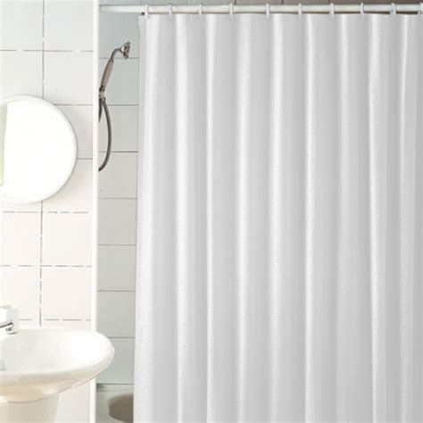 Bathroom Plastic Curtains Clear Vinyl Shower Curtains Curtains Blinds