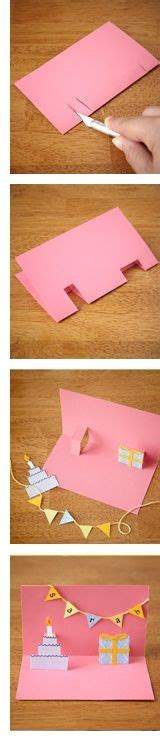 How To Make A Cool Pop Up Birthday Card Pop Up Cards Picmia
