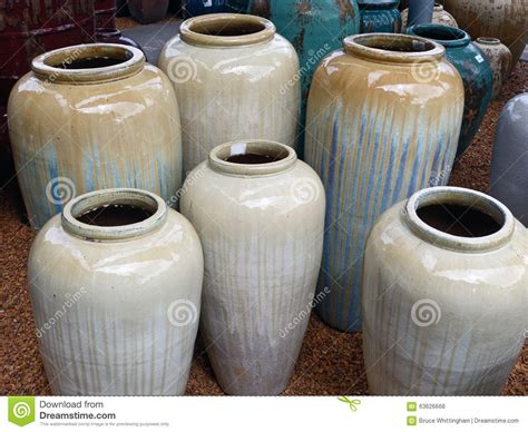 Large Urn Planter Sale by Large Ceramic Urns Stock Photo Image Of Garden Supply