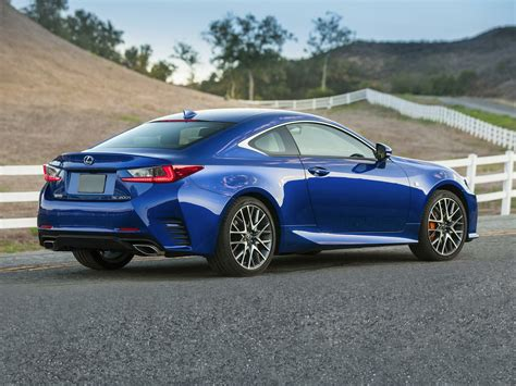 2017 lexus coupes 2017 lexus rc 200t price photos reviews features