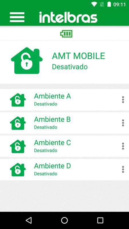 amt mobile intelbras amt mobile v3 para android apk baixar
