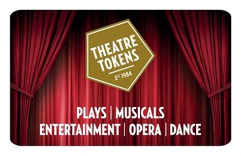 London Theatre Gift Card - homepage solt