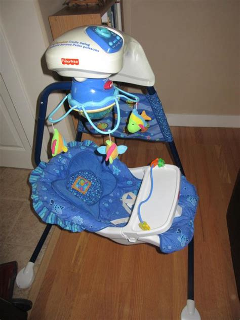 aquarium cradle swing fisher price fisher price aquarium cradle swing city