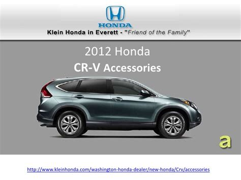 honda 2012 crv accessories quality accessories for 2012 honda cr v in seattle at