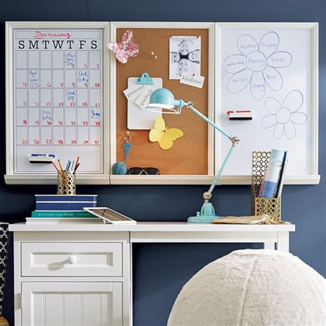 whiteboard cork board wall organizer astonish wall