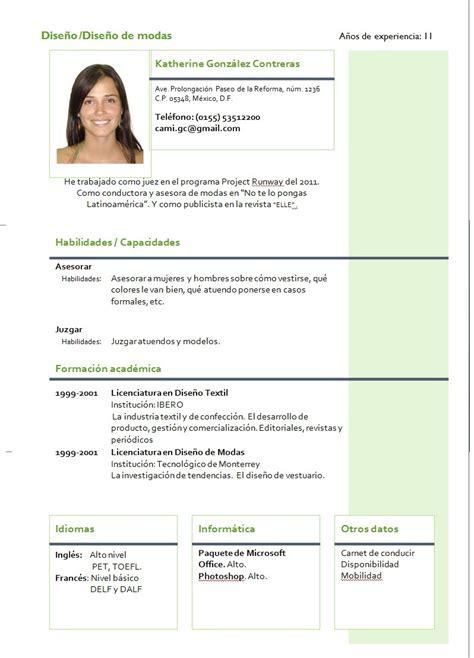 Modelo De Curriculum Para Solicitar Trabajo Textosfuncionalesifpg A Great Site Page 2