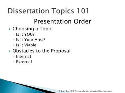 it dissertation ideas dissertation topics 101 thoughts on choosing a topic that