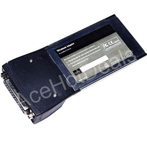 porta parallela pc pcmcia cardbus to lpt porta parallela adattatore per