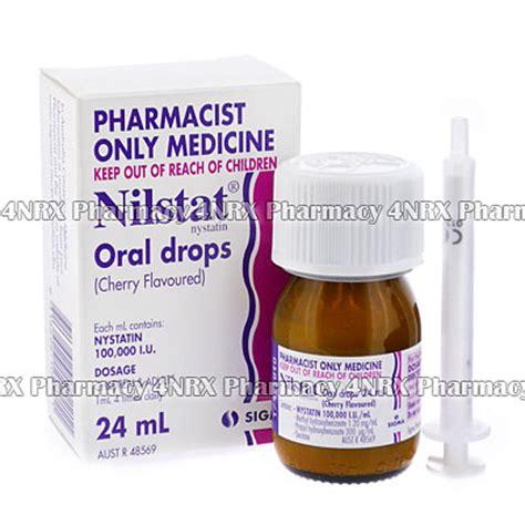 Nymiko Nystatin Suspensi Drop nilstat nystatin 4nrx