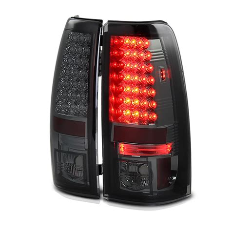 2003 chevy silverado led tail lights 1999 2002 chevy silverado 1999 2003 gmc sierra led tail