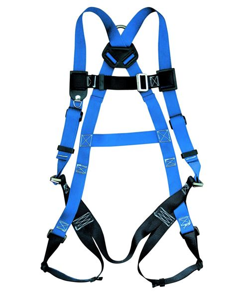 Fullbody Harness falltech contractor harness w single d ring