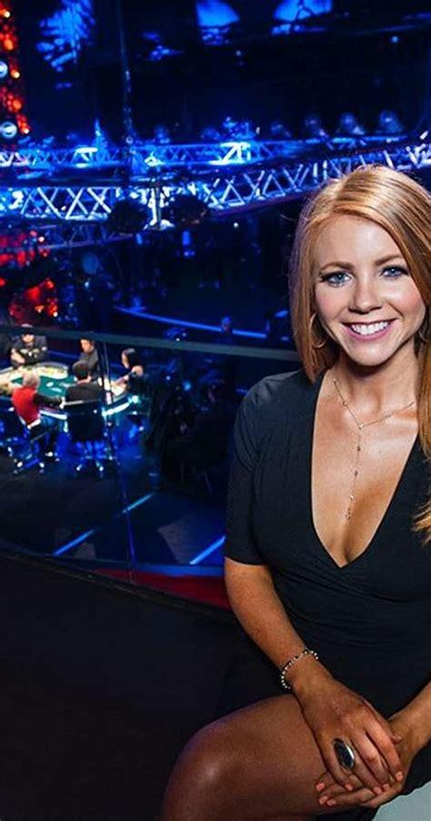 world poker  wpt uruguay part  tv episode  lynn gilmartin   anchor